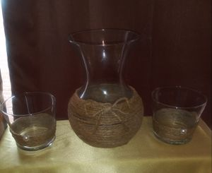 Vase and candy dishes for Sale in Detroit, MI