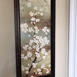 Cherry Blossom Painting for Sale in Raleigh, NC