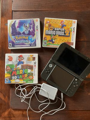 Nintendo 3DS with games for Sale in Kent, WA