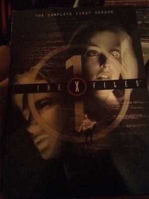 X-FILES Season 1 for Sale in Kingsport, TN