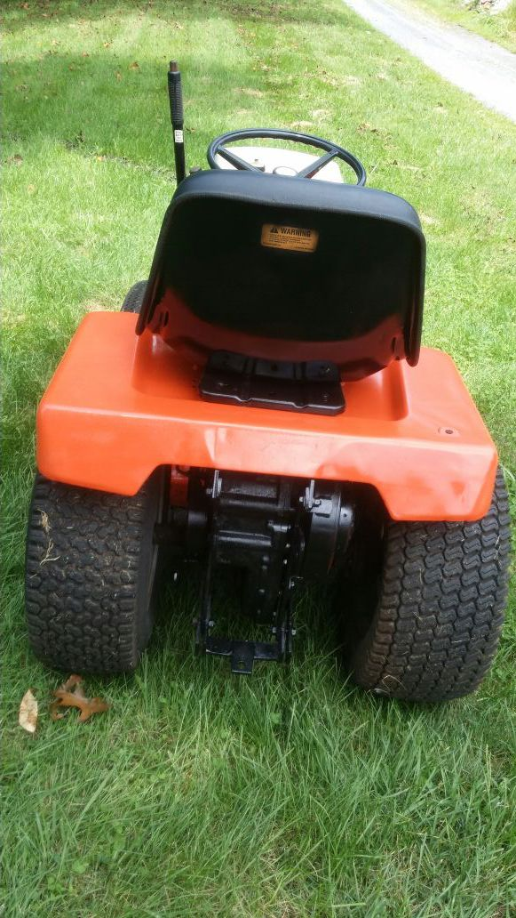 Simplicity 3415 S Garden Tractor 42 Quot Deck For Sale In