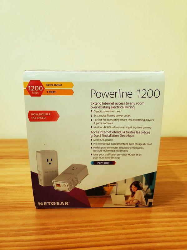 NETGEAR Powerline 1200