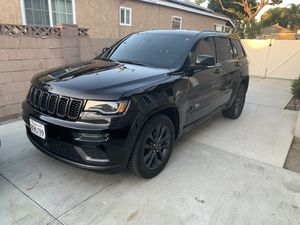 """Jeep Grand Cherokee High Altitude Wheels 20"""" for Sale in South Gate, CA"""