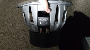 Jl audio speaker and amplifiers for Sale in Levittown, PA