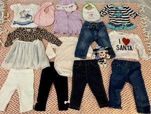 Baby girl (12-18 months) Fall clothes & Toy! for Sale in Queens, NY