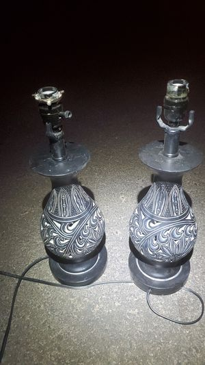 Matching set of lamps for Sale in Phoenix, AZ