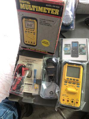 Sperry digital multimeter for Sale in Whittier, CA