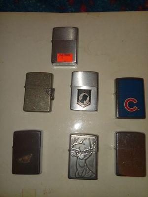 Zippo lighters for Sale in Pekin, IL