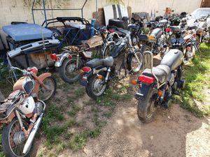 Motorcycles, Honda, Suzuki, Kawasaki, yamaha for Sale in Glendale, AZ