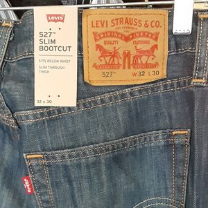 *NWT* Levi's 527 Bootcut Jeans 32x30 for Sale in San Francisco, CA