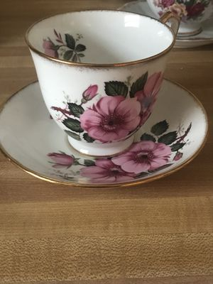 Antique Bone China Tea cup & Saucer for Sale in Virginia Beach, VA