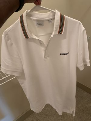 M Burberry polo for Sale in Baltimore, MD