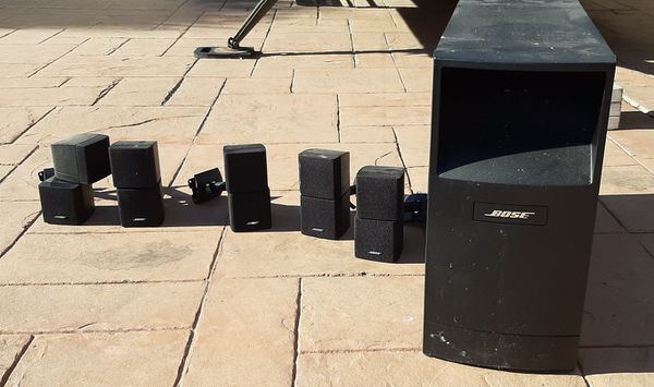 Bose Acoustimass 10 Iii Surround Sound - Home Speakers & Subwoofe