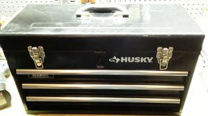 Husky toolbox w/ tools for Sale in Lake Forest, CA