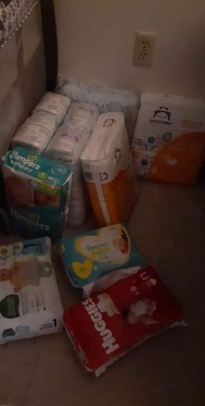 Diapers (bundle / or individual sale) for Sale in Lorain, OH