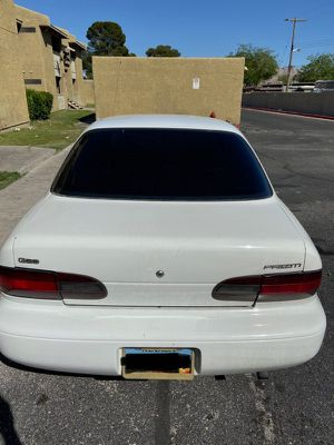 OBO, 95' Chevy Prizm, OK condition, needs the gas meter to be changed, AC Cold. Needs a oil change/ tune up. For more questions, please msg me. for Sale in Las Vegas, NV