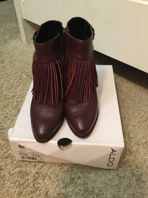 Aldo Maroon Fridge Boots for Sale in Laurel, MD