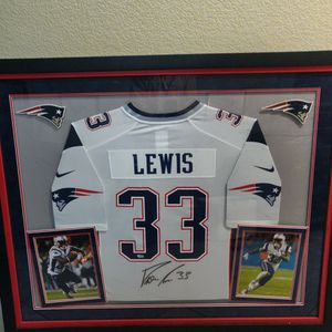 Lewis Super Bowl Jersey for Sale in Peoria, AZ