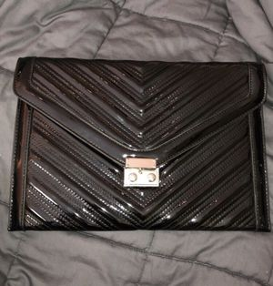 Large black BCBG Clutch for Sale in Brooklyn, NY