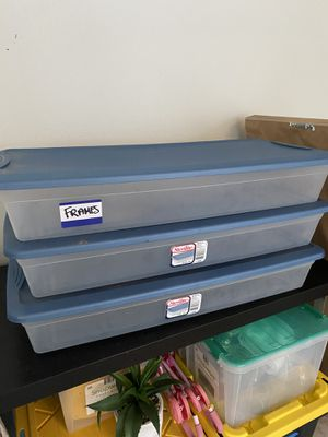 3 storage containers for Sale in Oregon City, OR