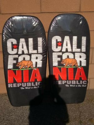 2 New Bodyboards for sell take both for Sale in Alhambra, CA