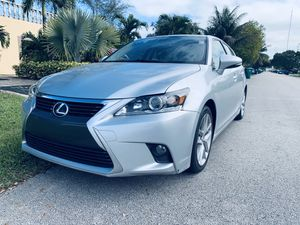 2015 LEXUS CT 200h/ HYBRID/ LOW MILES!/ SUNROOF/ LEATHER/ FACTORY GUARANTY for Sale in Miramar, FL