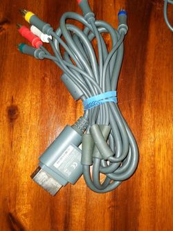 Genuine Xbox 360 TV Adapter for Sale in Gresham,  OR