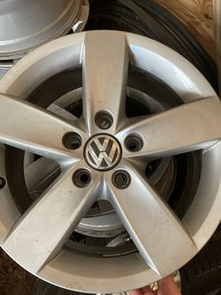 Voltswagon Jetta rims. for Sale in Salisbury,  NC