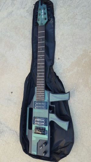 Machine Gun Electric Guitar for Sale in Vista, CA