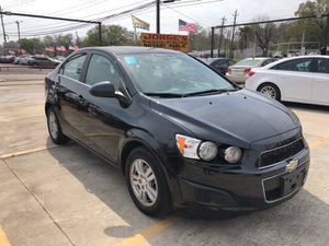 2014 Chevy Sonic LT for Sale in New Lenox, IL
