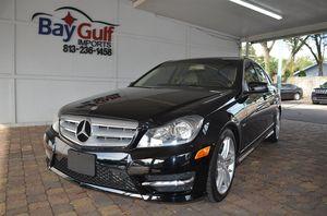 2012 Mercedes-Benz C Class for Sale in Tampa, FL