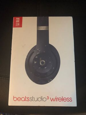 Beats studio3 wireless for Sale in Wake Forest, NC