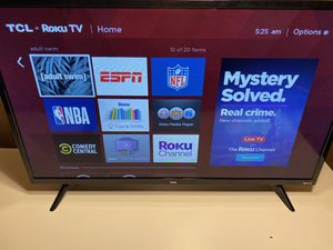 "32"" Roku Smart Tv for Sale in Levant, ME"