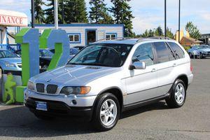 2001 BMW X5 for Sale in Everett, WA