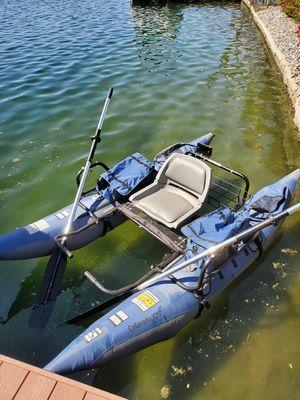 Colorado XTS fishing pontoon for Sale in Clovis, CA