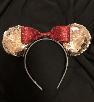Gold Minnie Mouse for Sale in Richmond, CA