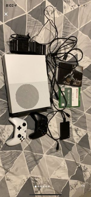 Xbox one s 500gb for Sale in Humble, TX