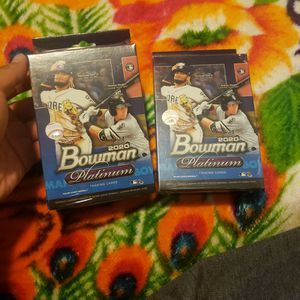 2020 Bowman Platinum for Sale in San Pablo, CA