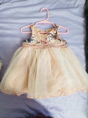 12 month girls dress for Sale in San Jose, CA