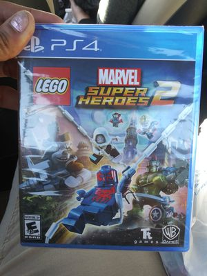 New PS4 Lego Marvel Super Heros 2 for Sale in Saint Paul, MN