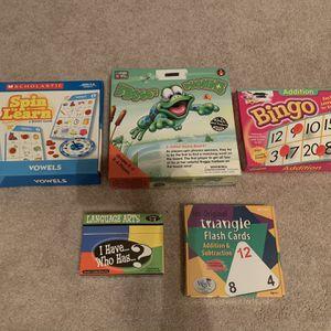 5 Brand New Children's Games for Sale in Chesapeake, VA