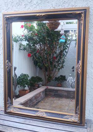 Antique wall mirror for Sale in Yorba Linda, CA