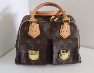 Louis Vuitton Manhattan Bag - Authentic for Sale in Haddon Heights, NJ