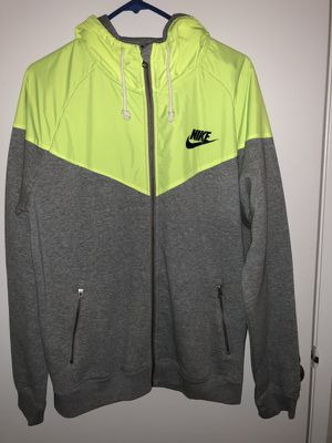 Nike Zip-up Hoodie Size L for Sale in Beaverton, OR