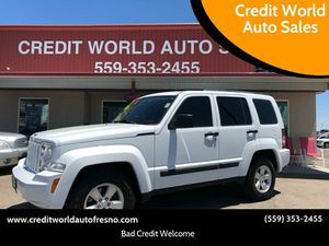 2012 Jeep Liberty for Sale in Fresno, CA