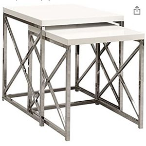 2 PC Nesting Table for Sale in San Diego, CA