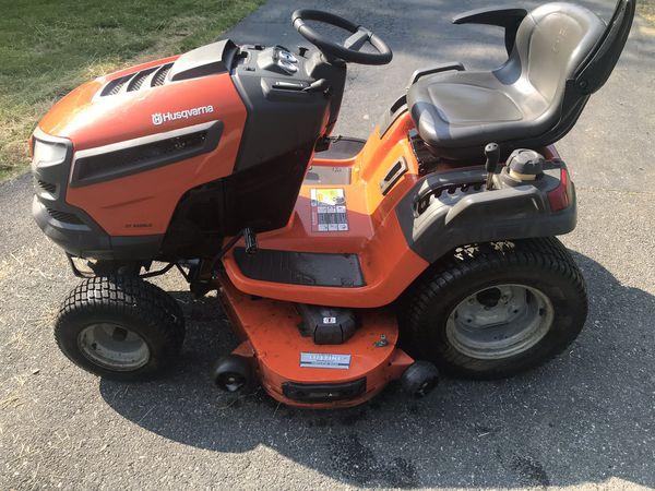 Hasquavarna lawn tractor
