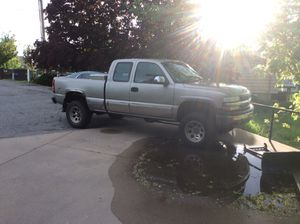 2001 Chevy Silverado 1500 for Sale in Morgan, UT