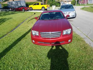 2005 Chrysler Crossfire 112 K miles runs and drives excellent ice cold AC 4700 for Sale in Port St. Lucie, FL