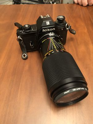 Nikon film camera for Sale in Washington, DC